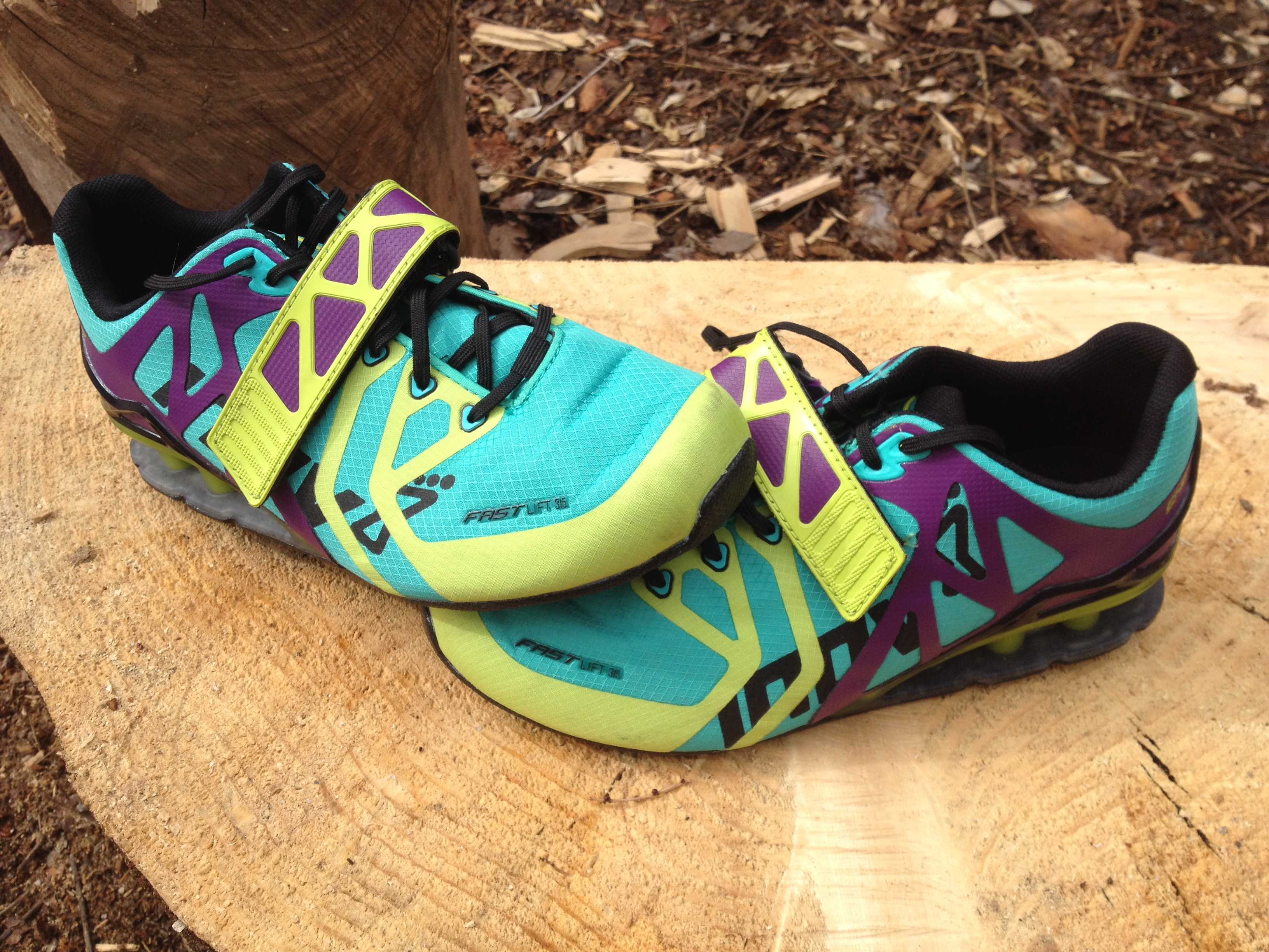 Inov-8 Trailroc 255 Trail Runners Backpacking North